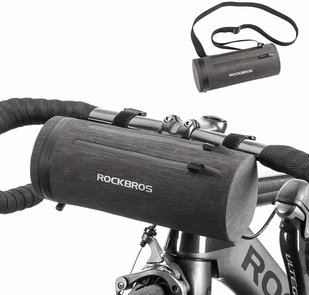 Rockbros Multipurpose Bicycle Beam Bag, Bike saddle bag, Bike bag, Bike pouch, Best bike bags, Cycling rucksack, Rockbros bike bag, Bike seat bag, Beg basikal, Beg rasuk basikal, Bicycle beam bag