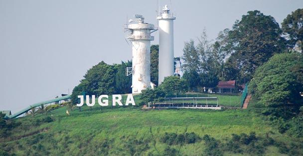bukit jugra lighthouse