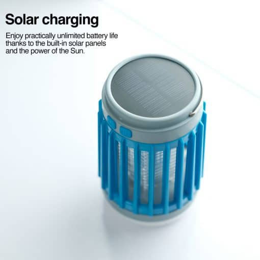 3 in 1 Solar USB Outdoor Lantern 3