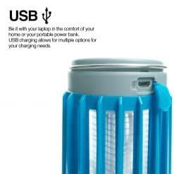 3 in 1 Solar USB Outdoor Lantern 6