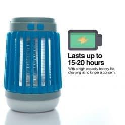 3 in 1 Solar USB Outdoor Lantern 7