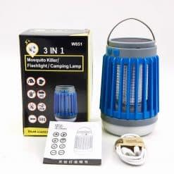 3 in 1 Solar USB Outdoor Lantern1