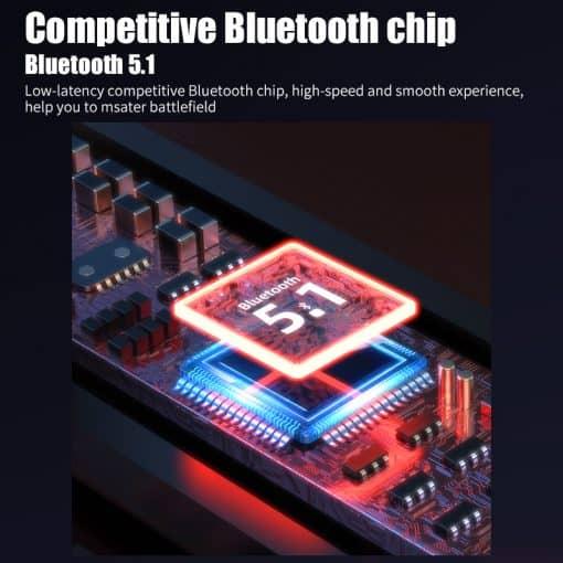 Agora Bluetooth Wireless Gaming Earphone4
