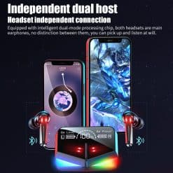 Agora Bluetooth Wireless Gaming Earphone5