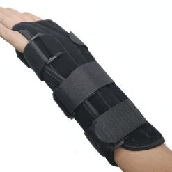 Sportio Adjustable Wrist Brace Support 1