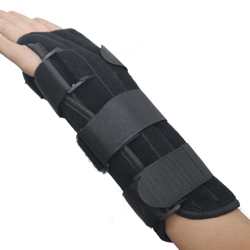 Sportio Adjustable Wrist Brace Support, wrist brace, wrist support, sports bracer, arm bracer, hand bracer