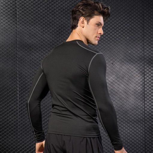 TAHAN Long Sleeve Compression Shirt5 1