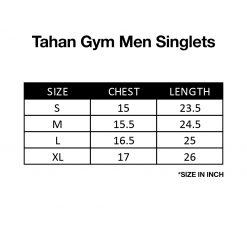 TAHAN Gym Men Singlets, gym singlets, singlet shirt, mens gym singlets, workout shirts, gym tank