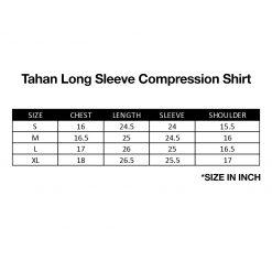Tahan Long Sleeve Compression Shirt, Compression Shirt, Tactical Shirt, Sports Shirts, Best Quick Drying Shirts, Breathable Shirts