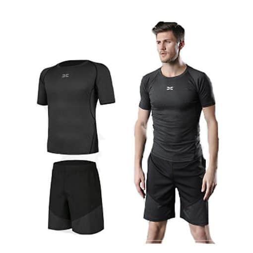 Xenoc Workout Compression Shirt Set5