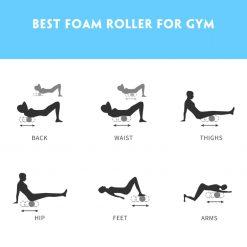 Yoga Mini Foam Roller3