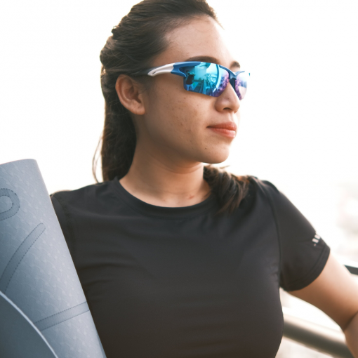 Classic 361 Sports Sunglasses with HDLens 2