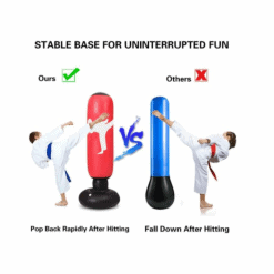 Inflatable Fitness Punching Bag 3