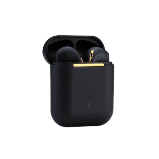 J18 TWS Earbuds Black