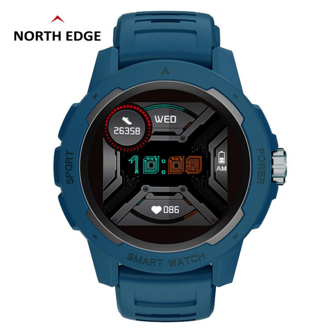 NORTH EDGE Mars 2 Smartwatch, Smartwatch, Smartwatches, Smartwatch Malaysia, North Edge Malaysia, Fitness Watch