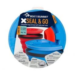 SEATOSUMMIT X Seal and Go Collapsible Set 4
