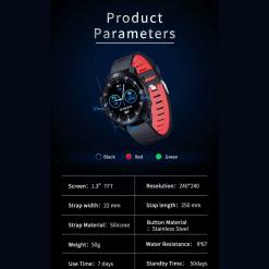 Spovan Fitness Tracker SW05 3