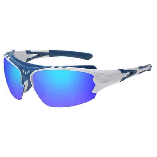 TBF HD Polarized Sports Sunglasses Ice Blue