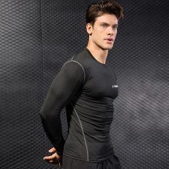 Tahan Long Sleeve Compression Shirt 1