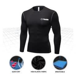 Tahan Long Sleeve Compression Shirt 3