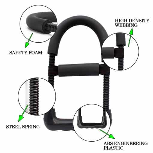Wrist Exerciser With Spring 1