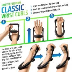 Wrist Exerciser With Spring 6
