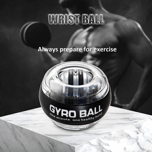 Wrist Trainer Gyro Ball with LED 2