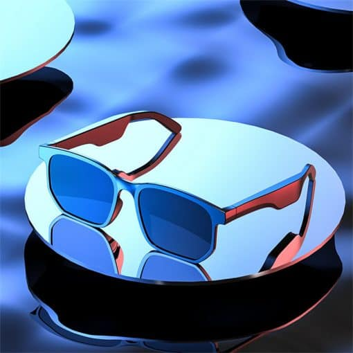 X12 Bone Conduction Anti UV Sunglasses 1