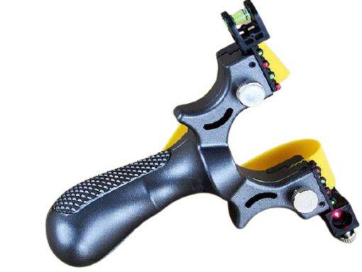 Hunting Slingshot with Laser