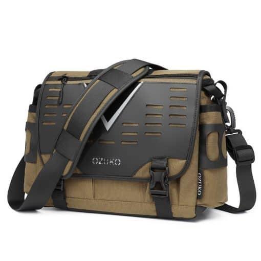 OZUKO Oxford Messenger Bag 6
