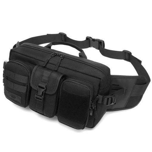OZUKO Tactical Sling Bag 1