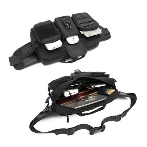 OZUKO Tactical Sling Bag 4