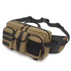 OZUKO Tactical Sling Bag 7