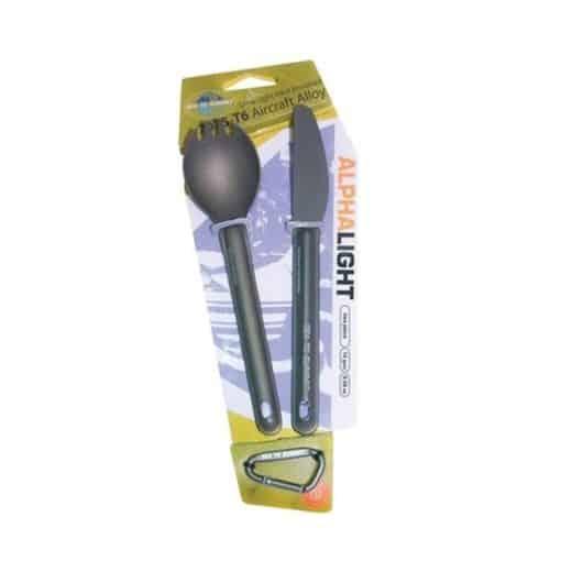 SEATOSUMMIT CampKitchen Cutlery AlphaLight 3