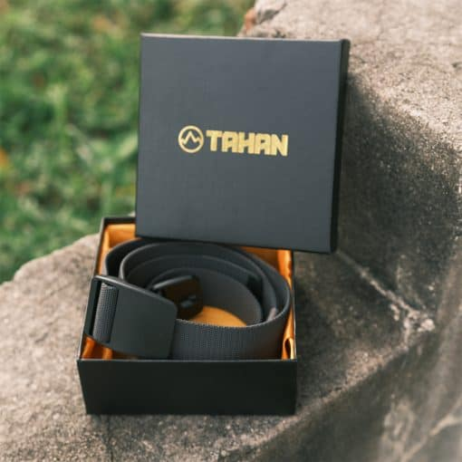 TAHAN Outdoor Nylon Belt, Men's Belt, Outdoor, Belts, tactical belt, tactical buckle, belt buckles for men, men's belt with tactical buckle, Cobra buckle belt