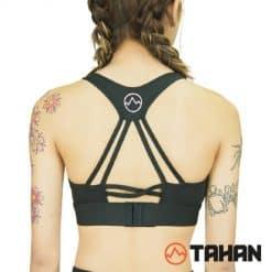 TAHAN Strappy Back Sports Bra,sports bra, sport bra malaysia, bra sport, high impact sports bra, best sports bra