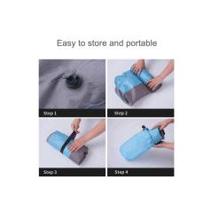 Ultralight Inflatable Sleeping Pad 2