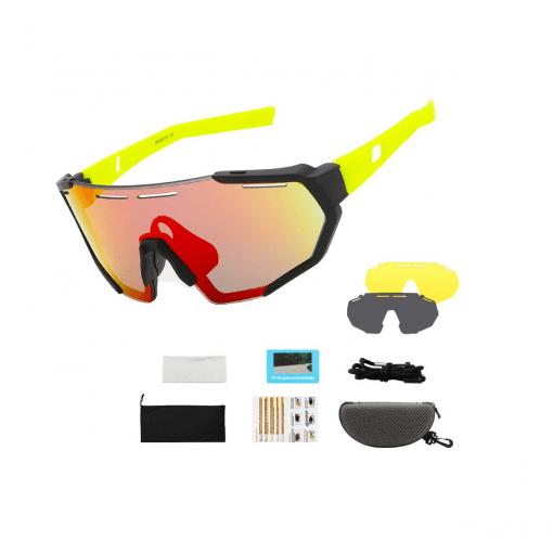 XQ5 Youth Cycling Polarized Sunglasses 3