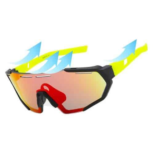 XQ5 Youth Cycling Polarized Sunglasses 1