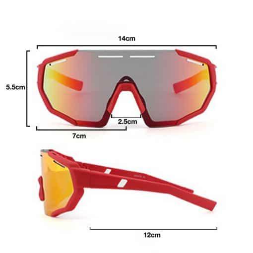 XQ5 Youth Cycling Polarized Sunglasses 2
