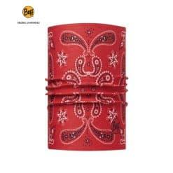 BUFF Dog Seamless Tubular Cashmere Red Main