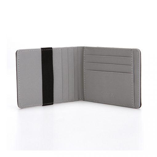 Bifold RFID Wallet with Money Clip 3