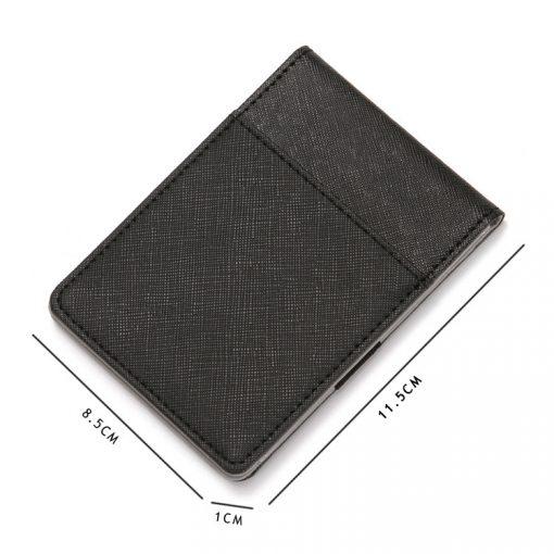 Bifold RFID Wallet with Money Clip 8