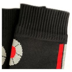performance crew socks, performance socks, waterproof socks, waterproof performance socks, best waterproof socks, waterproof hiking socks