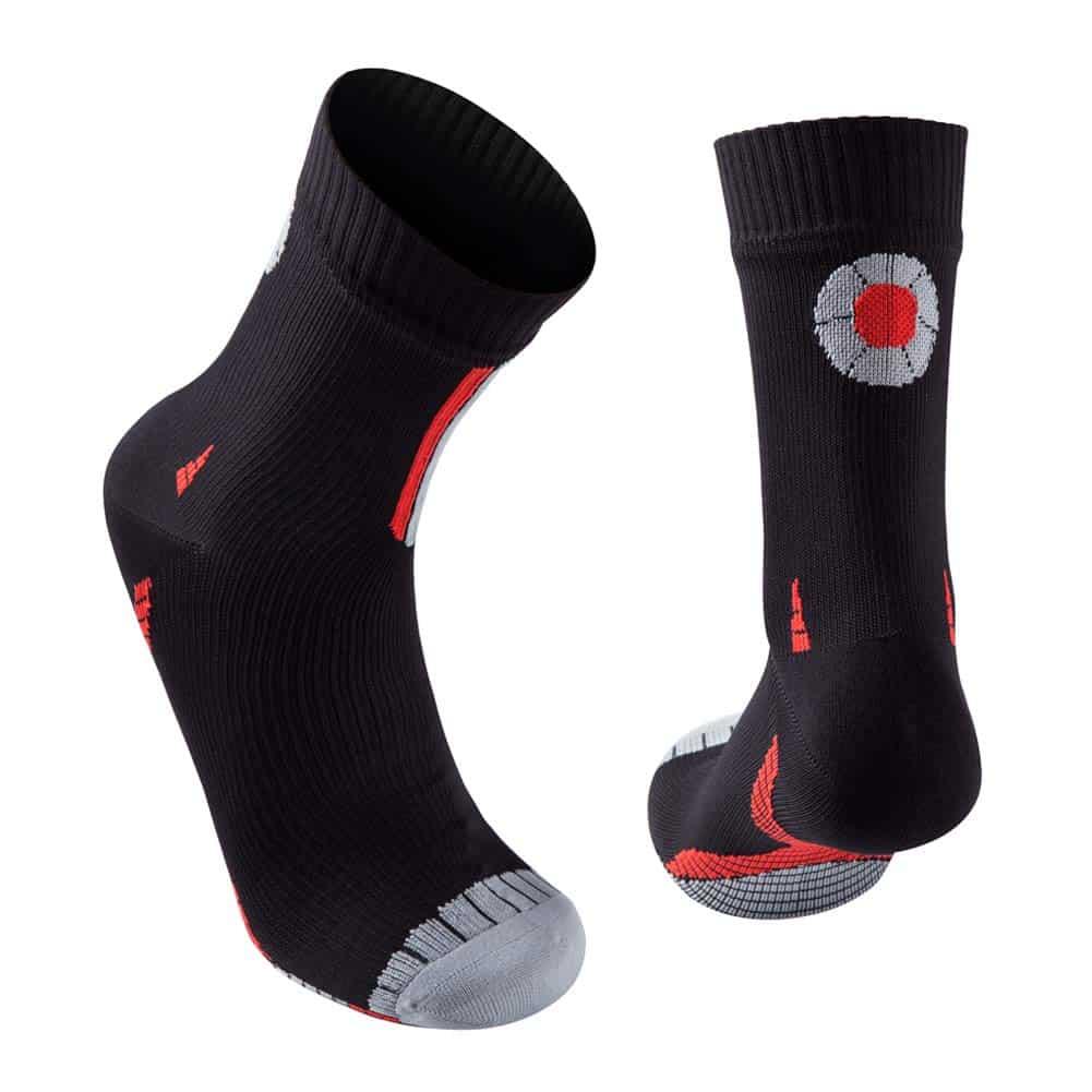 TAHAN TAHAN Dri-tech Performance Crew Socks, performance crew socks, performance socks, waterproof socks, waterproof performance socks, best waterproof socks, waterproof hiking socks