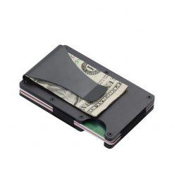 card holder, credit card holder, rfid blocking wallet, mens card holder, rfid protection