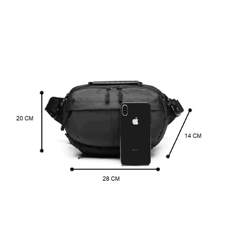 waist bag, bum bag, fanny pack, fanny pack malaysia, waist bag malaysia