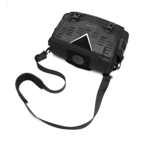 OZUKO Oxford Messenger Bag 2