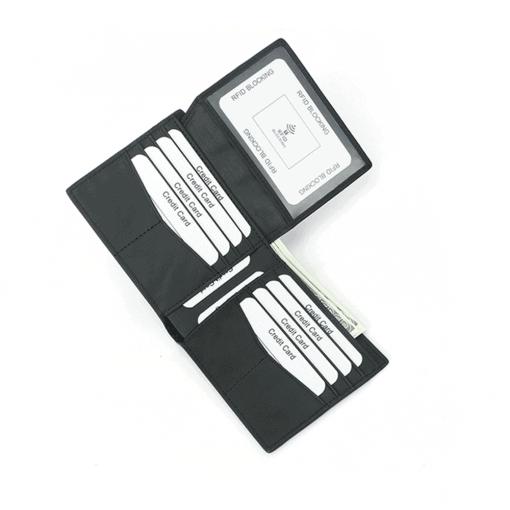 RFID Blocking Bifold Wallet 1