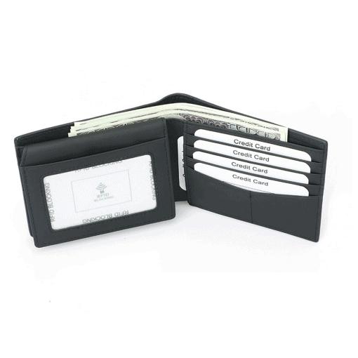 RFID Blocking Bifold Wallet 6